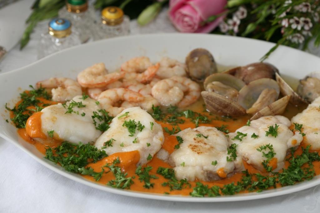 Gastronom a estrellas men con sus recetas de la - Menu cena de nochevieja ...