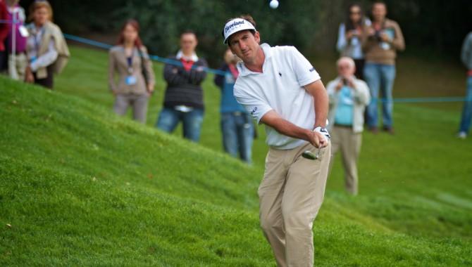 Sin Tiger y sin Gonzalo, el ganador del Farmers Insurance Open, en Torrey Pines,en  California, fue... Scott Stallings (-9)