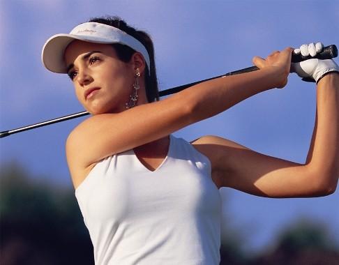 Beatriz Recari (-8), sexta en el LPGA de Malasia, a once golpes de la ganadora, Lexi Thompson