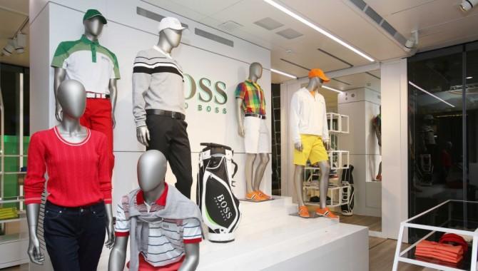 Hugo Boss será patrocinador oficial de ropa del BMW PGA Championship hasta 2016