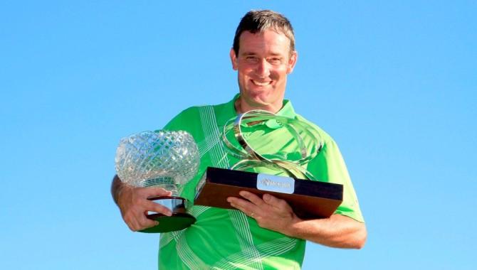 Paul Wesselingh (-14), vence en el MCB Tour Championship, en Mauricio, y gana el Ranking del Senior Tour europeo 2013
