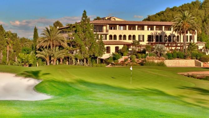 El Sheraton Mallorca Arabella Golf Hotel, renacido para el golf, recibe a Sam Torrance del 22 al 24 de noviembre