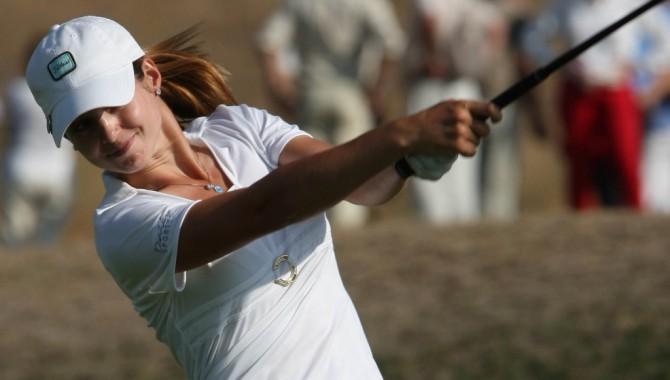 Beatriz Recari (-12), acabó séptima en el Reingwood LPGA Classic, en China, aunque a ¡¡¡14 golpes!!! de Shanshan Feng