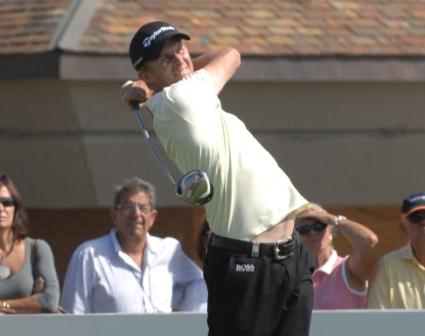 David Lynn (-18) ganó el Portugal Masters. Pablo Larrazábal (-14) y Álvaro Quirós (-10) perdieron el tren en la última ronda
