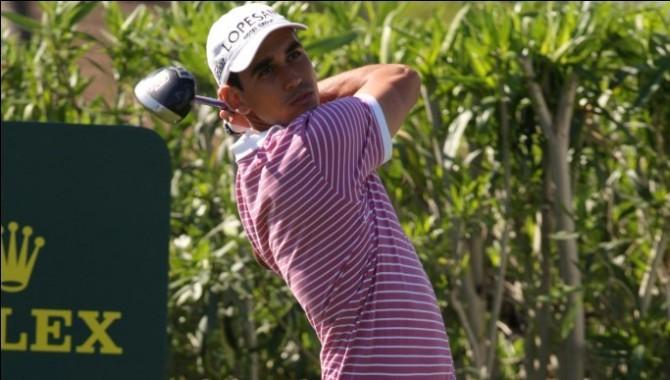 Rafa Cabrera (-10), acabó a 11 golpes de Chesson Hadley, ganador del Open de Puerto Rico