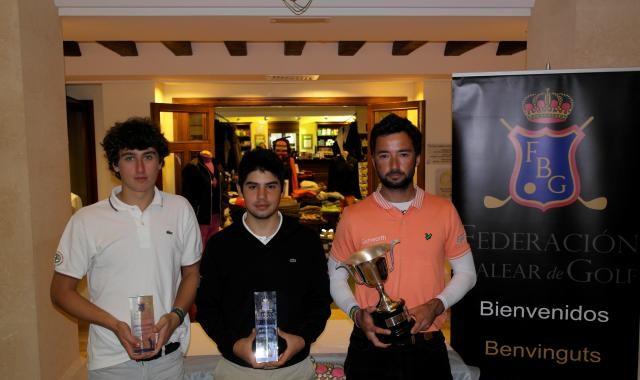Alejandro Larrazábal ganó ¡con 11 golpes de ventaja! la Copa de Baleares