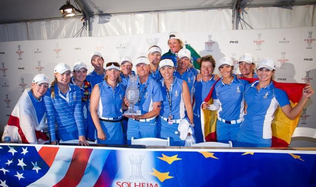¡¡¡ SÍ SE PUDO!!! Europa hace historia en Colorado y retiene la Solheim Cup (18 & 10) con paliza a las norteamericanas