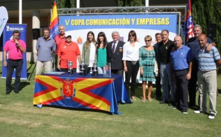 El Atlético de Madrid también gana al golf