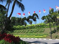 Sentosa G.C. Singapur