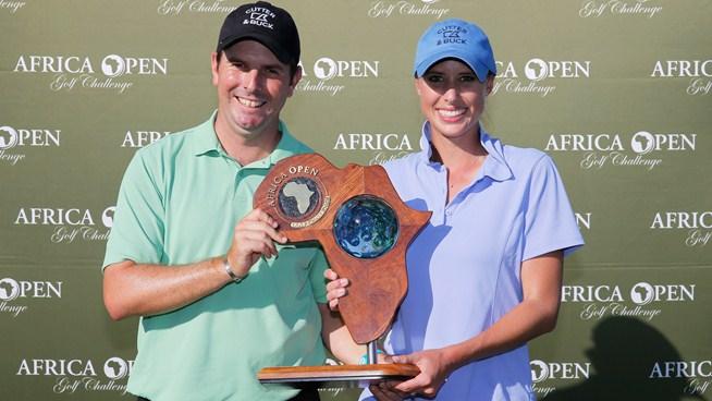 Thomas Aiken ganó en play off, a Oliver Fisher, el Africa Open, en Sudáfrica. Adrián Otaegui (-15),decimotercero