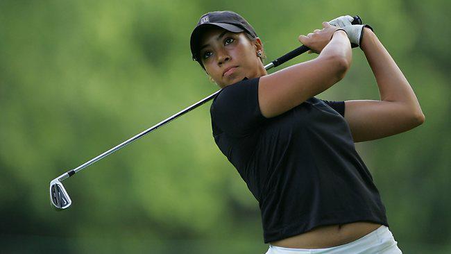 Cheyenne Woods (-16) estrena su palmarés en el Ladies European Tour... en Australia. Belén Mozo (-8), octava