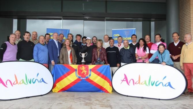 La V Copa Comunicación y Empresas tendrá su broche de oro en el Real Club de Golf de Sevilla, el próximo noviembre