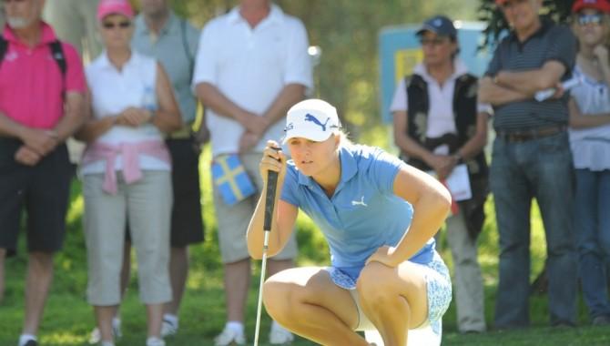 Anna Nordqvist (-15) vencedora, sin ceder el liderato, en el Honda LPGA de Tailandia. Azahara Muñoz (-7) acabó undécima