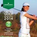 GOLF A LA MEDIDA: Arabella Golf Mallorca se anticipa a 2014 y ofrece a los golfistas una oferta excepcional