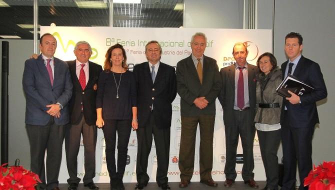 Madrid GOLF 2014 albergará la Feria PADEL PRO SHOW, el primer salón de la industria del padel en España