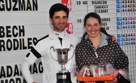 Xavier Guzmán se impone en el Campeonato de España, en Talayuela, al ganar en play off a Pol Bech