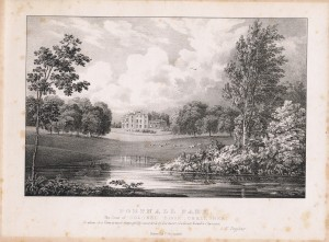 Portnall_Park._The_seat_of_Colonel_Bisse_Challoner_(1828)_by_George_Frederick_Prosser[1]