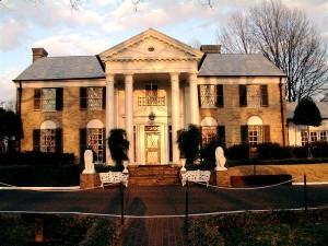 Graceland_en Memphis Tennessee