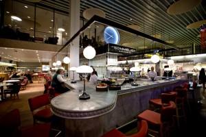 Aeropuerto de Copenhague Lufthavn–Kastrup-Le Sommelier 2